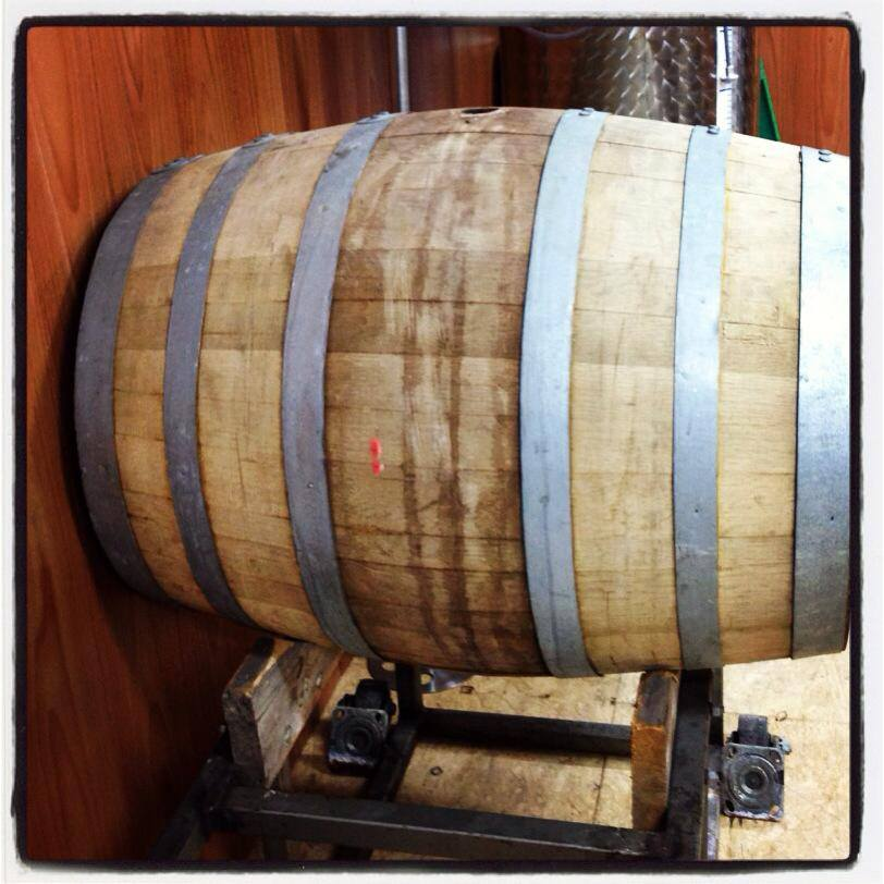 Giggling Grapes Winery Your Favorite Table Wine for Every Occasion Process Barrel