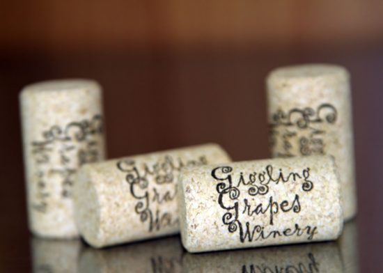 Giggling Grapes Winery Your Favorite Table Wine for Every Occasion Fun