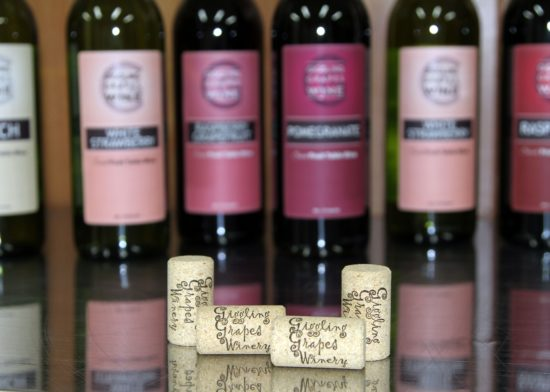 Giggling Grapes Winery Your Favorite Table Wine for Every Occasion Wines and Corks