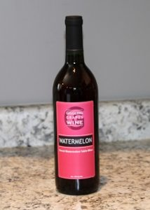 Giggling Grapes Winery Your Favorite Table Wine Watermelon